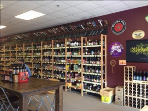 Wine 101 Beer Library